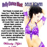 Belly Dance Blast with Bella Jovan