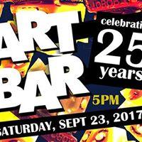 Art Bar Celebrates 25 Years