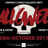 Halloween - DJ Bad Mob &amp Fatim (28.10.17)