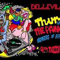 ThurteeN &amp The P-Funk All Stars