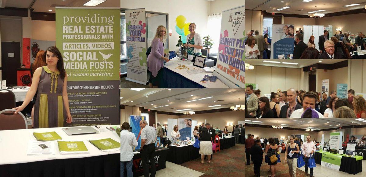 Real Estate Supplier Showcase at Holiday Inn Burlington