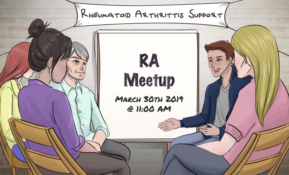 Arthritis Warriors Support Meetup