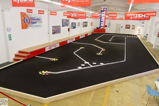 Tamiya Euro Cup im RC-CAR Center Augsburg