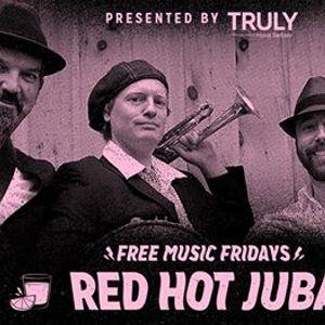 Red Hot Juba at ArtsRiot Free Music Fridays