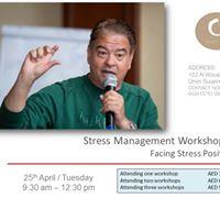 Stress Management Workshop (3) Facing Stress Positively