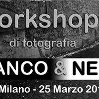 Workshop di Fotografia Bianco&ampNero