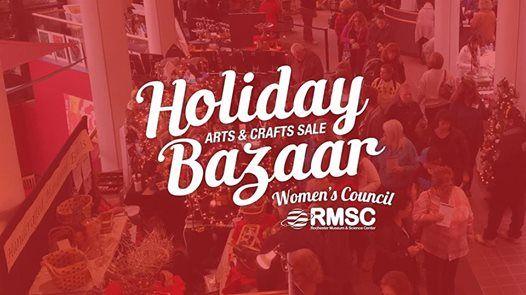 RMSC Holiday Bazaar
