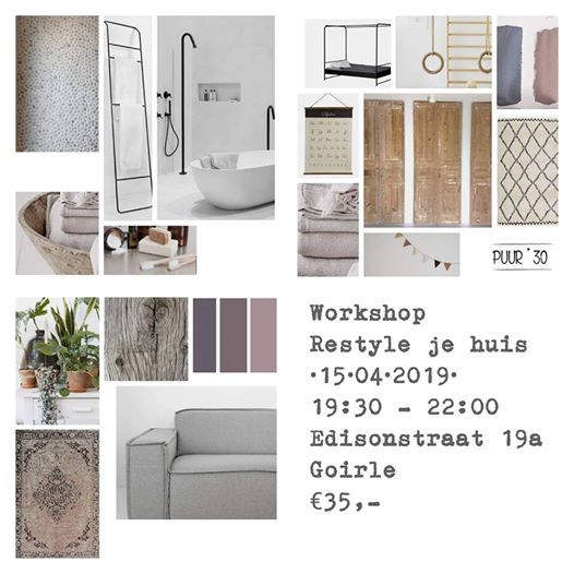 Restyle Je Huis
