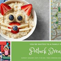 Family-friendly Potluck Breakfast at Ecovillage Ithaca