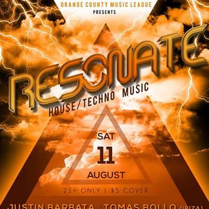RESONATE - A Night Of House Music In LBC