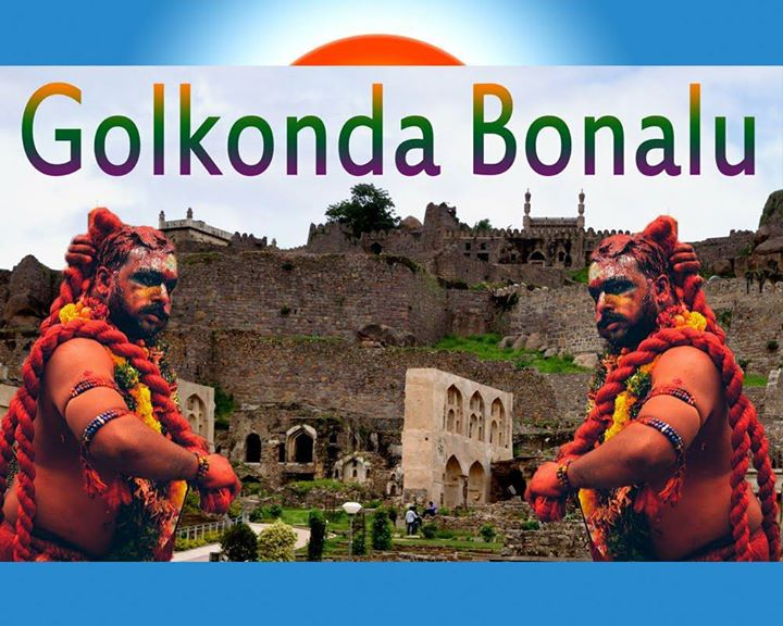 Golconda Bonalu 2017