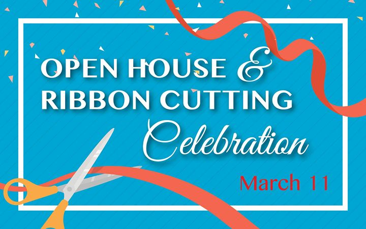 Open House & Ribbon Cutting Celebration