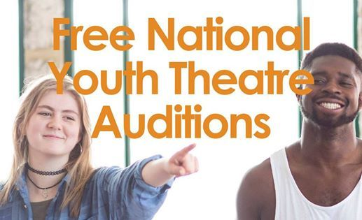 Free NYT Workshop & Auditions in DerryLondonderry