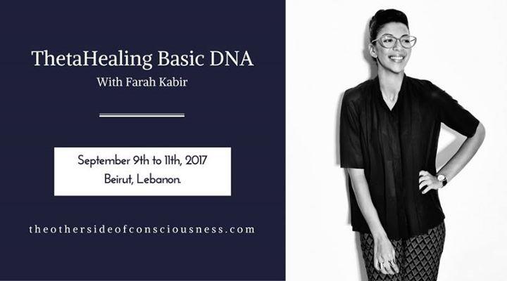 ThetaHealing Basic DNA 2 facilitated by Farah Kabir