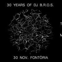 30 Years of DJ BROS