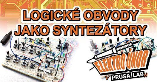 Workshop Logick obvody jako synteztory - Naplnn kapacita