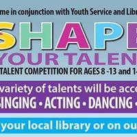SHAPE Your Talent audition - West Bromwich