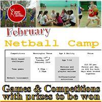 Half Term Netball Camp (February)