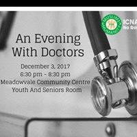 An Evening with Doctors