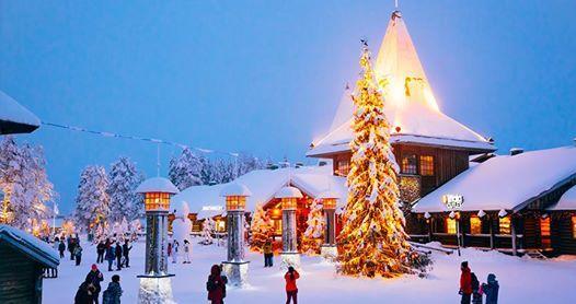 Smestre Tatilinde Lapland 23-26 Ocak 2019