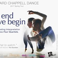 Richard Chappell Dance presents At The End We Begin
