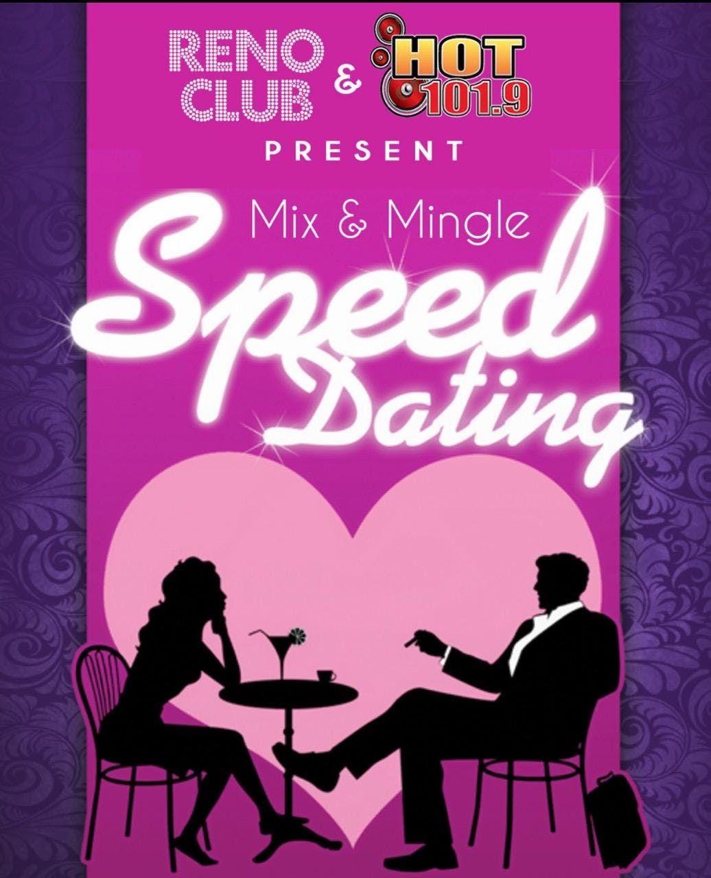 Speed dating reno