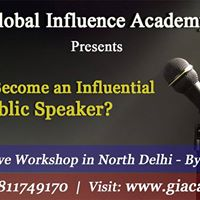 How to Become an Influential Public Speaker