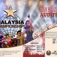 Malaysia Championship of Performing Arts