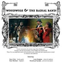 concert Woodwose &amp The Radial Band