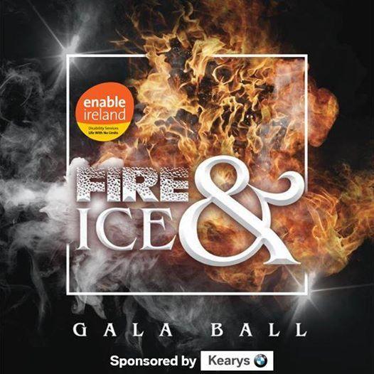 Enable Ireland Fire & Ice Gala Ball Sponsored By Kearys BMW