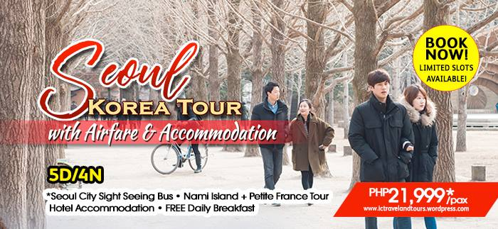 5d 4n Seoul Korea Tour With Airfare And Accommodation P21