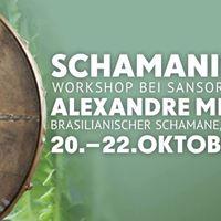 Schamanismus mit Alexandre Meireles in Kln