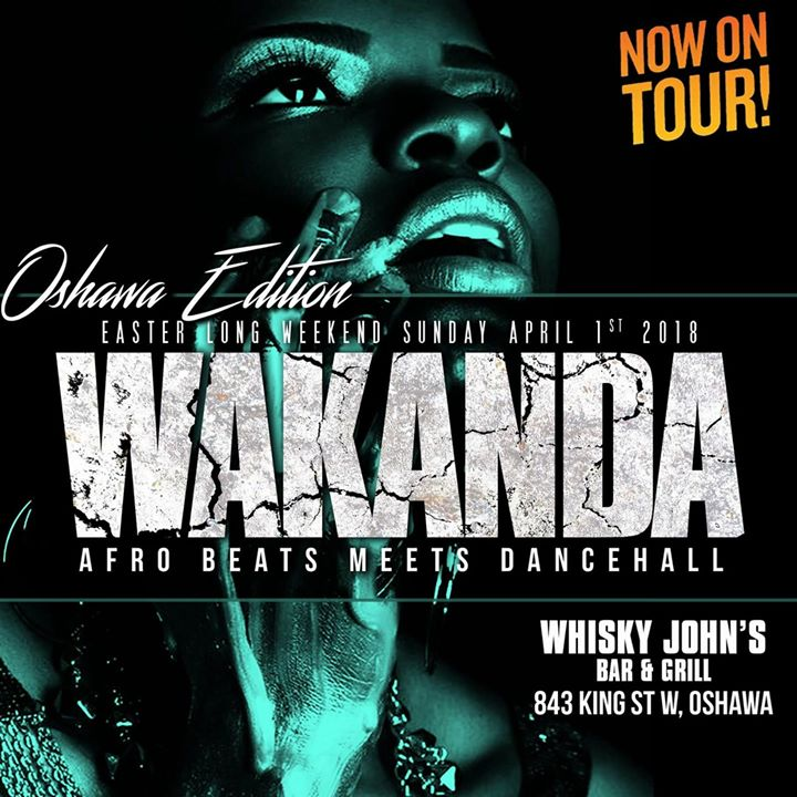 whiskey johns oshawa