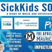 SickKids Solidarity 2017