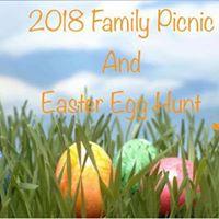 Family Picnic and Easter Egg Hunt