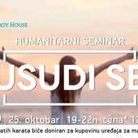 Seminar &quotUsudi se&quot - Novi Sad