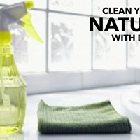 &quotMake Over My Cleaning Cabinet&quot - Essential Oils