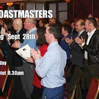 Mullingar Toastmasters Meeting
