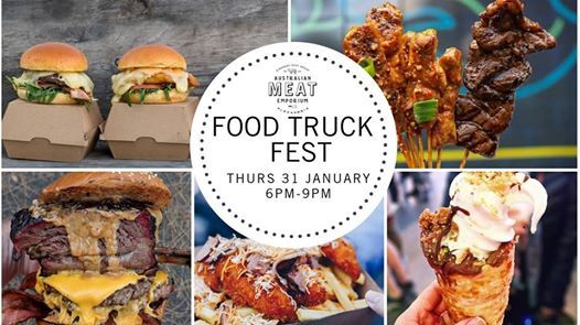 AME FOOD TRUCK FEST