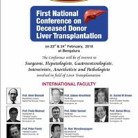 First National Conference on Deceased Donor Liver Transplantation
