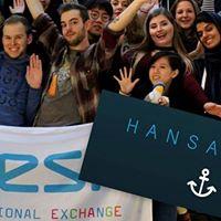 Were recruiting  Hansafest