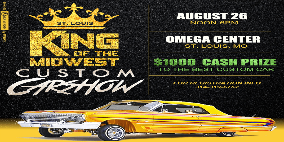 King Of The Midwest Car Show At Goodfellow Blvd St Louis - St louis car shows