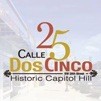 Calle Dos Cinco in Historic Capitol Hill