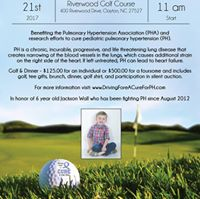 5th Annual Driving &quotFore&quot a Cure for PH Golf Tournament