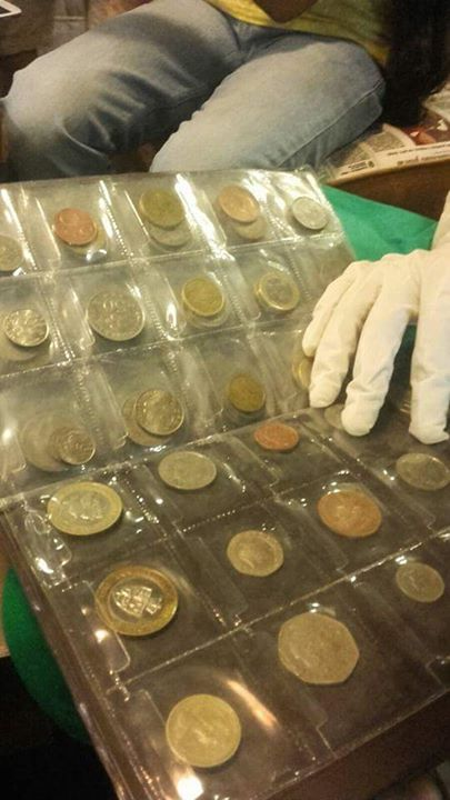 Workshop II on Numismatics