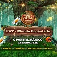 PVT Mundo Encantado - O Portal Mgico - Entrada free