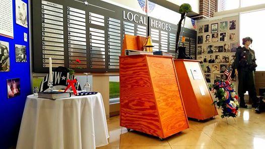 Freedom Museum Board Meeting - Pilots Lounge