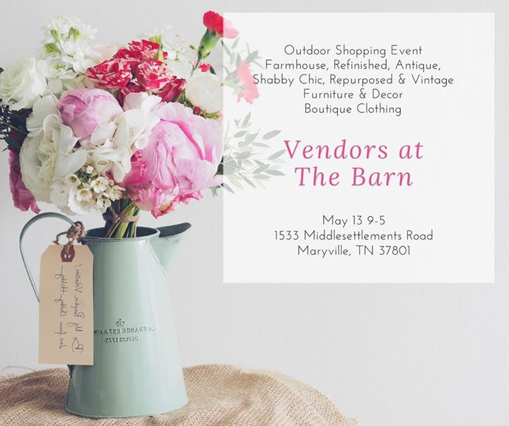 Vendors at The Barn