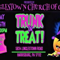 Linglestown Church of Gods Annual Trunk-or-Treat Event