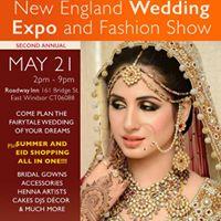 New England Wedding Expo and Fashion Show